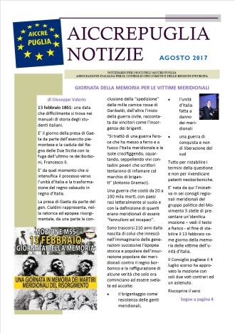 aiccrepuglia-notizie-di-agosto-2017