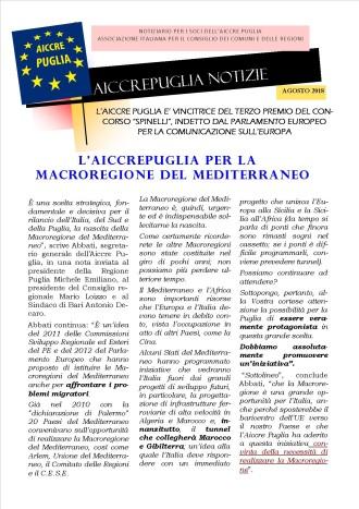 aiccrepuglia-notizie-di-agosto-2018